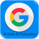 button for gsuite for education access