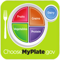 button for choose my plate website