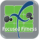 button for focused fitness