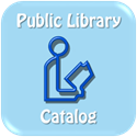 button for public library catalog