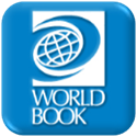 button for world book student site